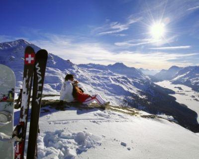 Verkauf komplettes schneesicheres Schigebiet Skiresort in Österreich durch ASP Hotel Brokers mit Skiliften, Abfahrten, Hotel, etc.
