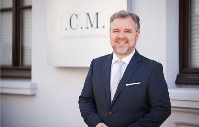 Marcus Weeres ist Vermögensverwalter bei I.C.M. Independent Capital Management.
