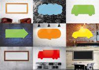 Kreative Büroplanung mit Design-Whiteboards für New Work, Coworking & Think Tanks.