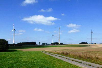 Lacuna Windpark Zedtwitz