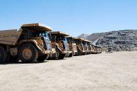 New Trucks on site