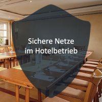 Landhotel Jäckel setzt auf Netzwerksicherheit von Cyberoam