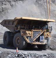 Altona Mining Groß-LKW für Kupferabbau