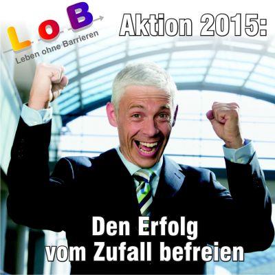 Veröffentlichter Hinweis auf die L.o.B.-Aktion 2015