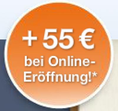 Jetzt 55 Euro Startguthaben beim Sparda Girokonto sichern