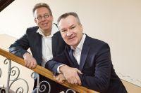Helmut von der Lieck und Thomas Heckler (v.l.) bündeln ihre Kompetenzen in der Managementberatung gemeinsam&anders gmbh.