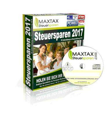 AXTAX Steuersparen 2017 für die Steuererklärung 2005 bis 2016