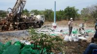Lithium-Bohrung Birimian in Mali