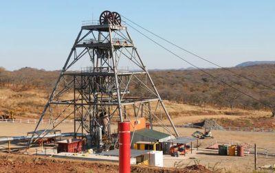 Quelle: Caledoia Mining