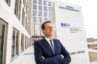 Jürgen Zabel, Geschäftsführer MBG H