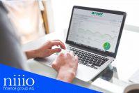 niiio entwickelt Robo Advisor für FiNet Asset Management