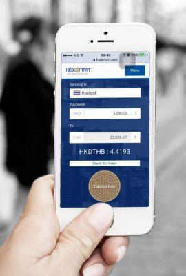 """""""DollarSmart Global"""" möchte den Zahlungsverkehr schneller und günstiger machen. Foto: Privat"""