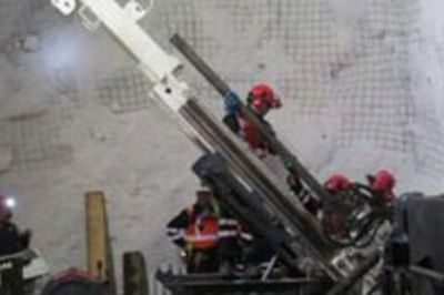 Endeavour Silver Drilling
