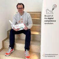 """Neu! """"Handbuch Digitale Kompetenzentwicklung - Wie sich Unternehmen auf die digitale Zukunft vorbereiten"""""""
