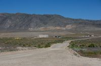 Vollansicht Pershing Gold Mine in Nevada
