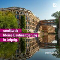 Neue Niederlassung von creditweb - Meine Baufinanzierung in Leipzig