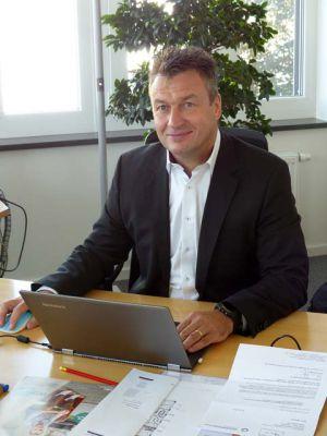 Stefan Keller, geschäftsführender Gesellschafter der te management Gruppe