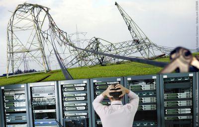 ECS Datenrettung hilft Sturmopfern!
