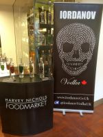 Iordanov Vodka Harvey Nichols London