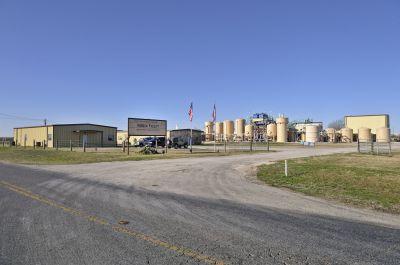 Uranium Energy Hobson Uranverarbeitungsanlage