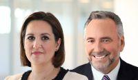 Constance Bräuning-Ast, Geschäftsführende Gesellschafterin der REM Plus GmbH, Walter Pfaller, Geschäftsführer der P+P Interim Mana
