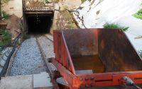 Stollen auf der Cascavel-Mine; Foto: Orinoco Gold