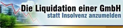 Die Liquidation einer GmbH