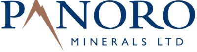 Panoro Minerals Logo
