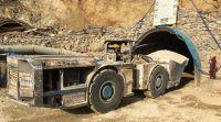 Ausfahrt aus einem Stollen auf der Pinargozu-Mine; Foto: Pasinex Resources