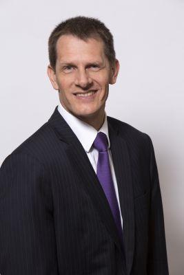 Frank Strehlau, Vorstand der Unternehmensberatung bacon pension trust AG aus Berlin