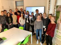 Pressemitteilung der Talent Garden GmbH, München, 30.11.2017