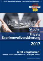 Studie: Private Krankenvollversicherungen 2017