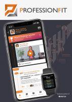 PROFESSION FIT und die Apple Watch revolutionieren das betriebliche Gesundheitsmanagement