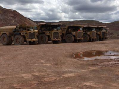 RPM- Minen-Trucks