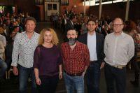 Sprechen über das Scheitern: Peter Kowalsky, Eva Thiel, Coskun Tuna, Felix Bischopink, Dirk Middeldorf
