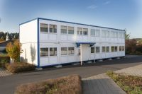 Schnelle und komfortable Bürolösung: Industrieunternehmen setzt auf mobile ELA Container