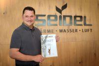 Seidel Heizung und Bad erneut für Großen Preis des Mittelstandes nominiert