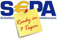 SEPA-Ready in 7 Tagen