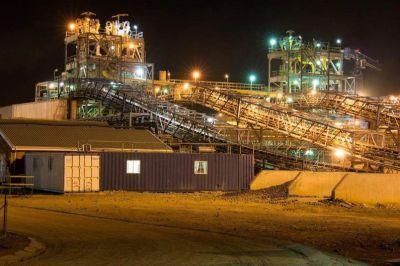 Sibanye Stillwater Mine
