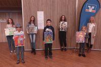 """Sieger beim Jugendwettbewerb """"jugend creativ"""""""