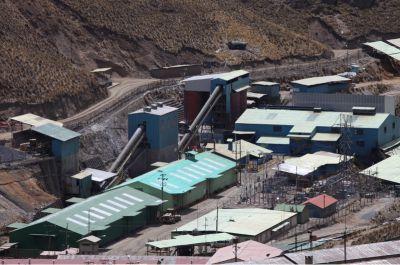 Sierra Metals Mine