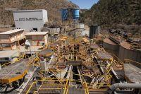 Guanacevi Verarbeitungsanlage Endeavour SIlver, Mexiko