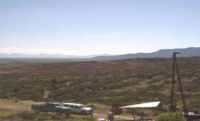 Das Tejamen-Projekt; Foto: Monarca Minerals