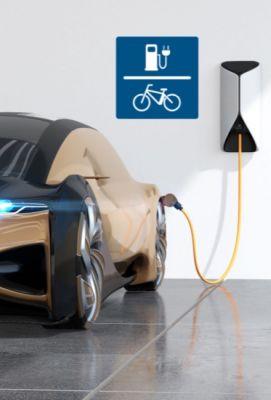 P6 Parkhaus Speyer - Ladeplätze für E-Mobilität sind geplant