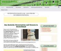 Spitzensteuersatz.com