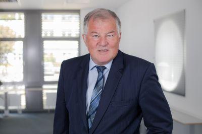 Dr. Peter Dobler, Geschäftsführer der PSplus GmbH