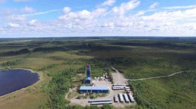 Mine in Kanada