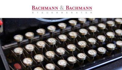 Steuerberatung Bachmann & Bachmann
