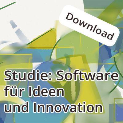 Studie für Software für Ideen und Innovation - zum Download