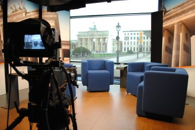 Studio 4A am Brandenburger Tor